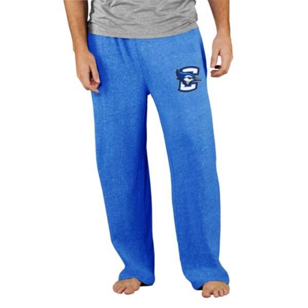 Concepts Sport Men's Creighton Bluejays Blue Mainstream Pants product image