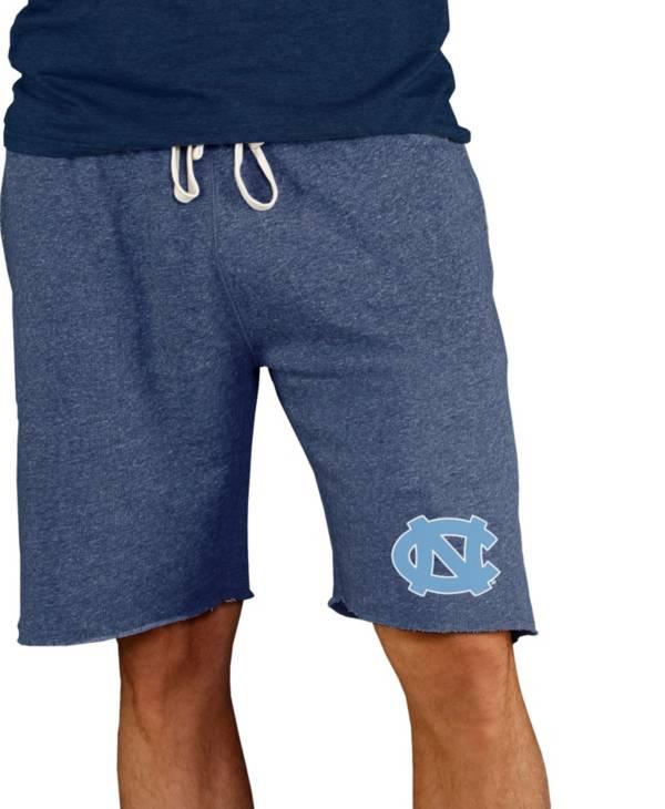 Concepts Sport Men's North Carolina Tar Heels Carolina Blue Mainstream Terry Shorts product image