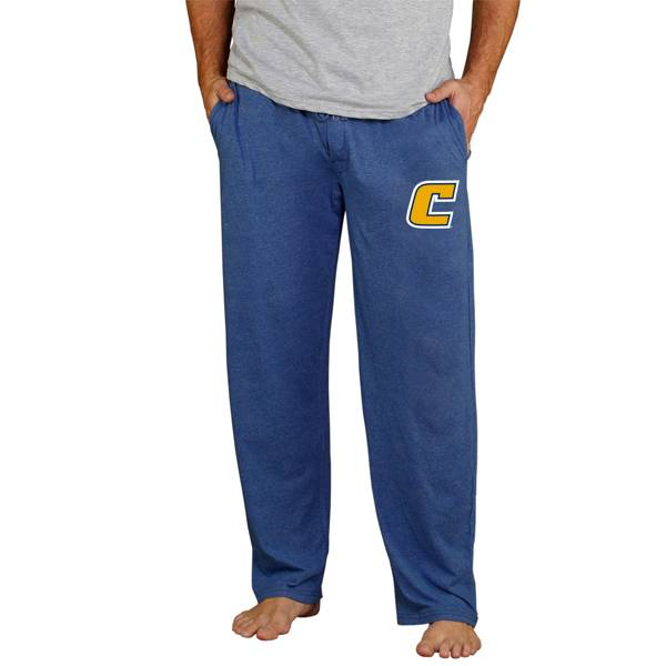 Concepts Sport Men's Chattanooga Mocs Navy Quest Jersey Pants product image
