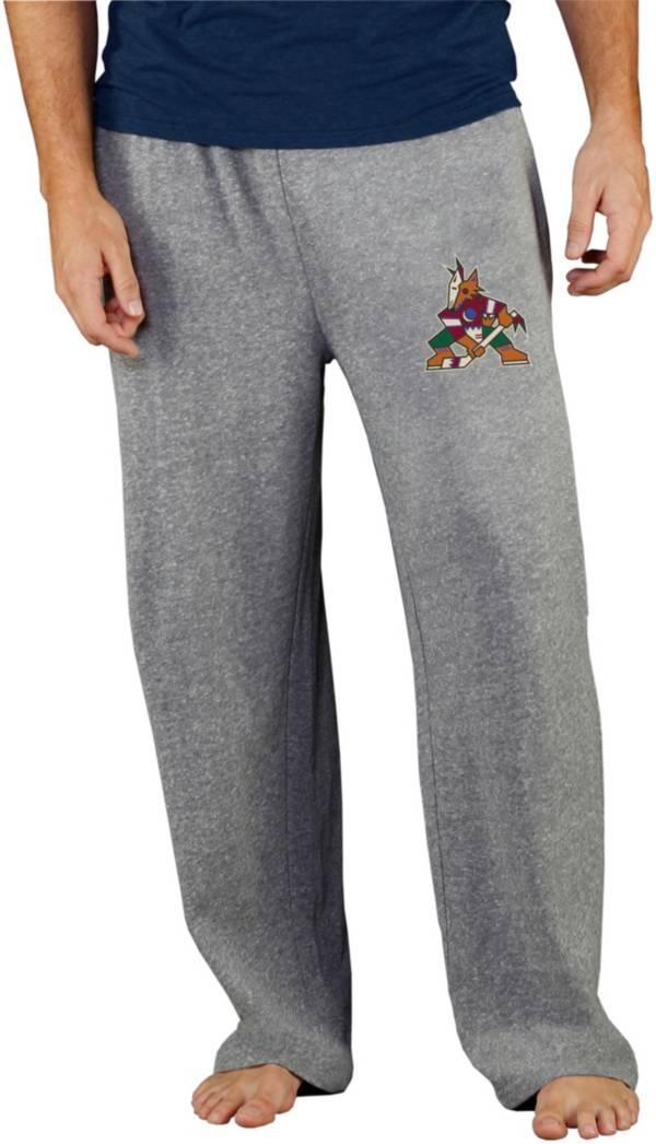 Concepts Sport Men's Arizona Coyotes Grey Mainstream Pants product image