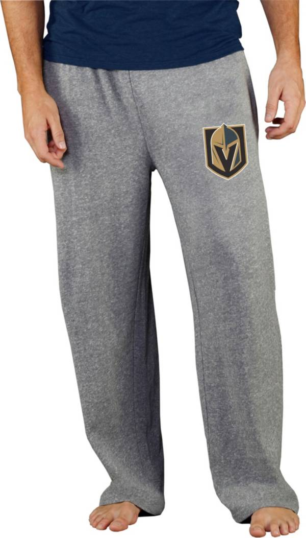 Concepts Sport Men's Vegas Golden Knights Grey Mainstream Pants product image