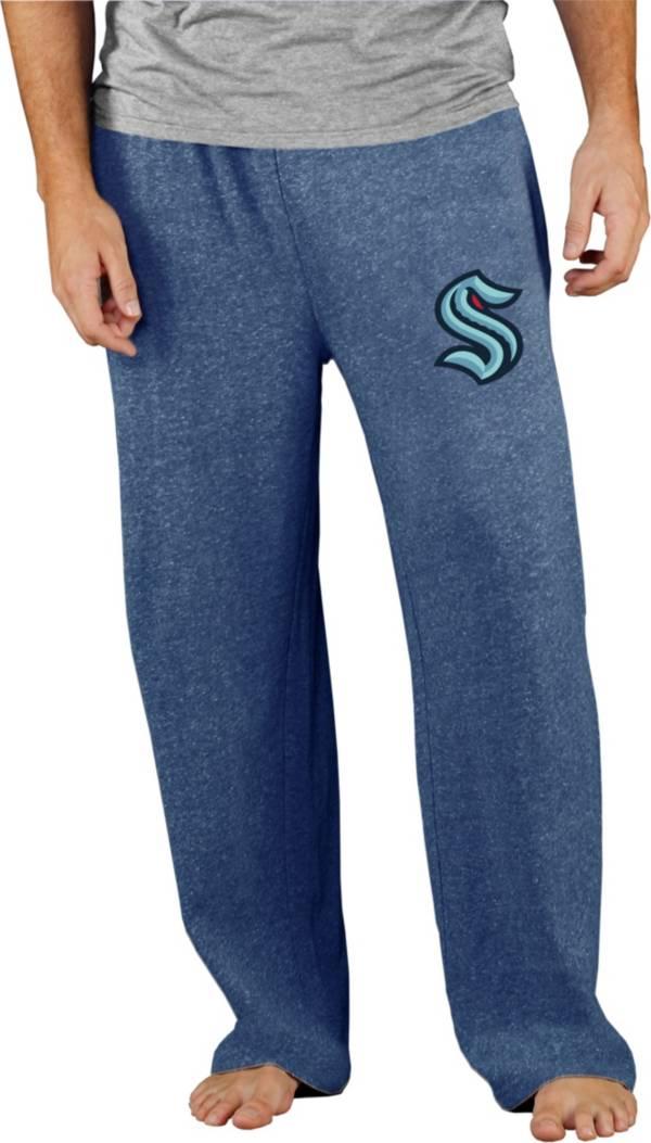Concepts Sport Men's Seattle Kraken Navy Mainstream Pants product image