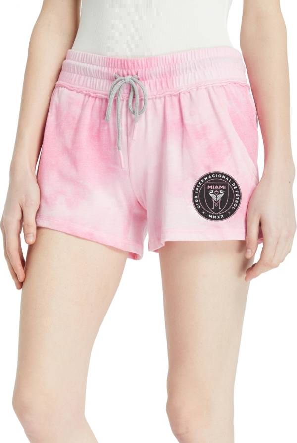 Concepts Sport Women's Inter Miami CF Empennage Pink Shorts product image