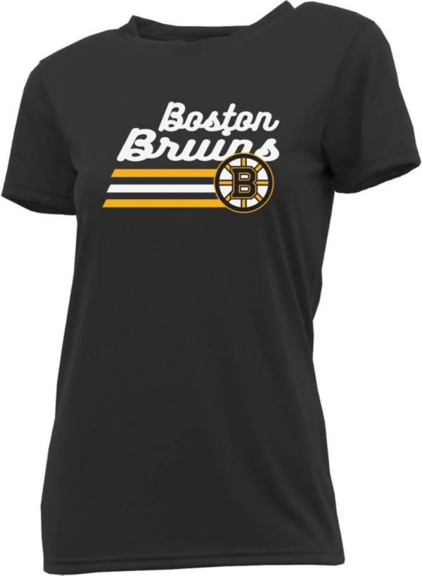 Concepts Sport Women's Boston Bruins Marathon Red T-Shirt product image