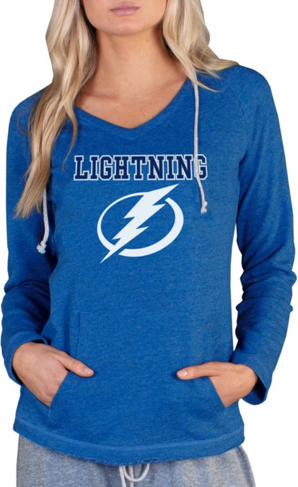 Concepts Sport Women's Tampa Bay Lightning Mainstream Royal Hoodie product image
