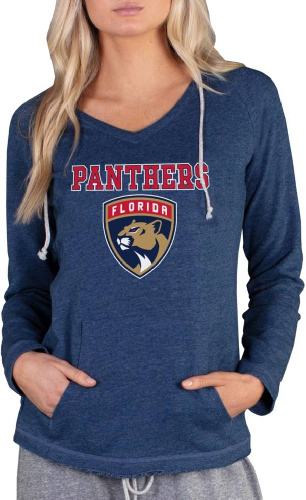 Concepts Sport Women's Florida Panthers Mainstream Grey Hoodie product image