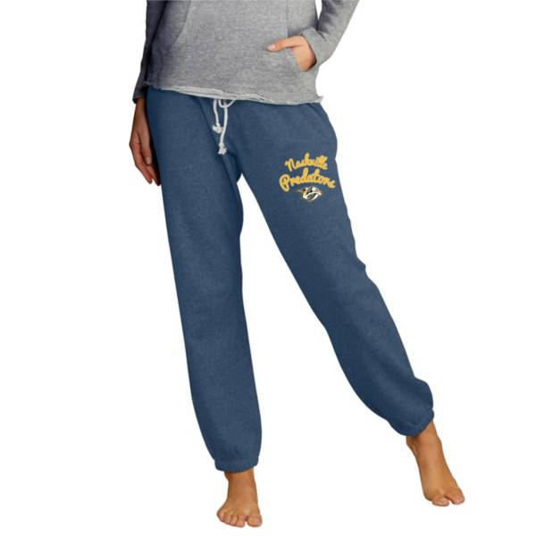 Concepts Sports Women's Nashville Predators Navy Mainstream Pants product image