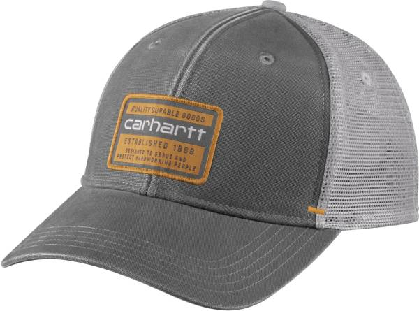 Carhartt Men's Canvas Mesh Back Quality Graphic Hat product image