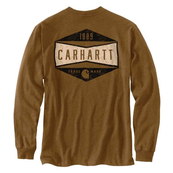 Carhartt Men's Sleeve Logo Graphic T-Shirt product image