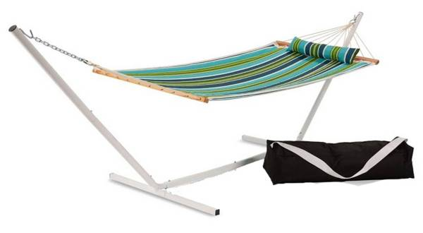 Castaway Portable Single Hammock Combo with Pillow product image