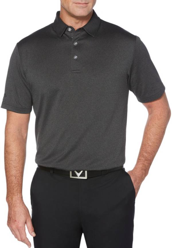 Callaway Men's Heathered Jacquard Golf Polo product image