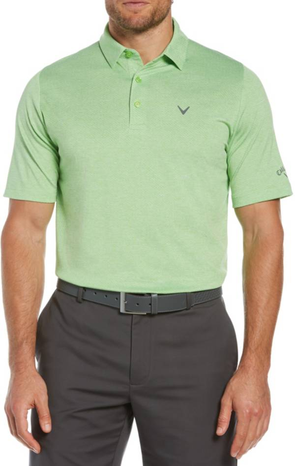 Callaway Men's Heather Jacquard Polo product image