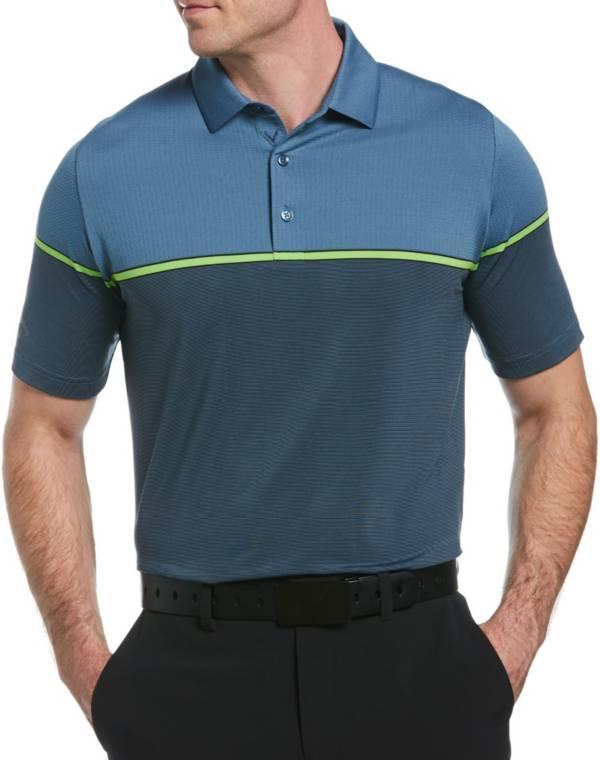 Callaway Men's Engineered Stripe Short Sleeve Golf Polo product image