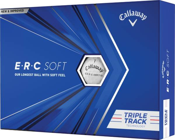 Callaway 2021 ERC Soft Triple Track Golf Balls product image