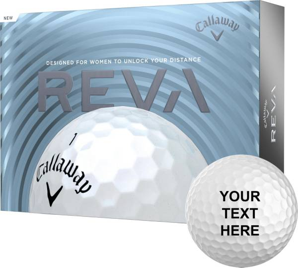 Callaway Women's REVA Personalized Golf Balls product image