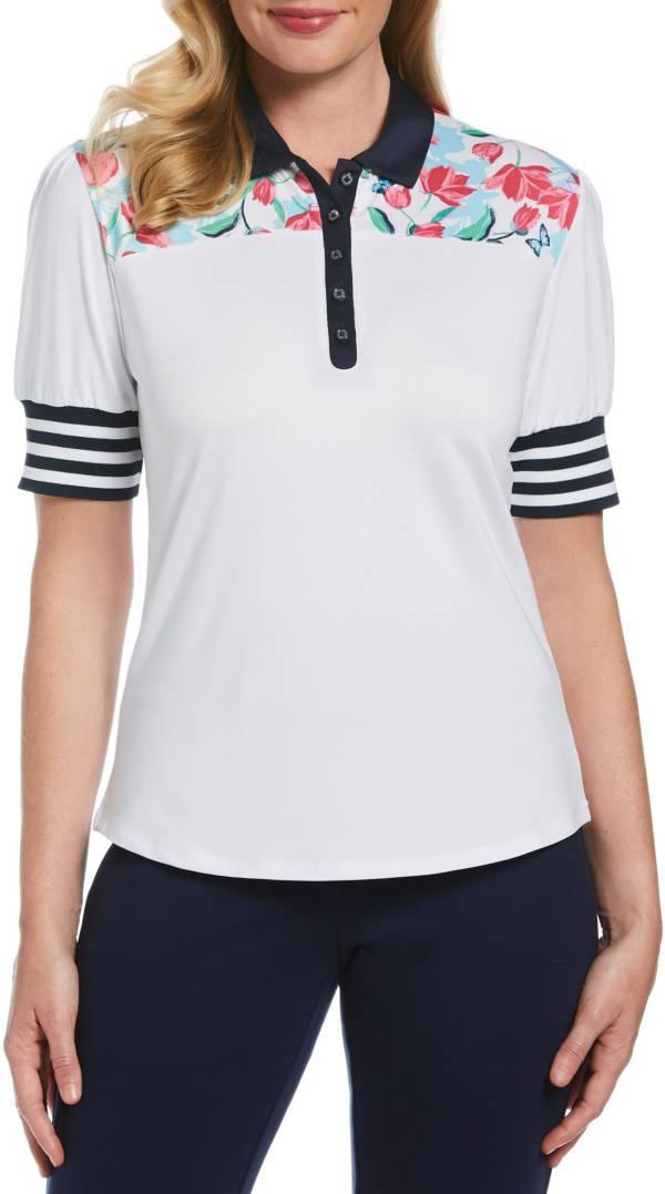 Callaway Women's Allover Print Golf Shirt product image