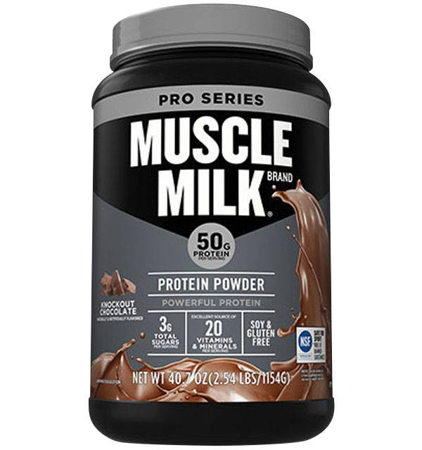 Cytosport 50g Muscle Milk Protein - Chocolate product image