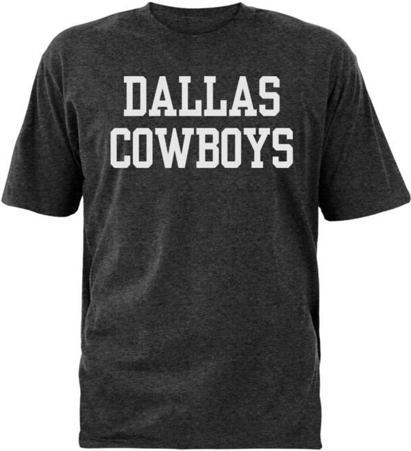 Dallas Cowboys Men's Dallas Cowboys Grey Coaches T-Shirt product image