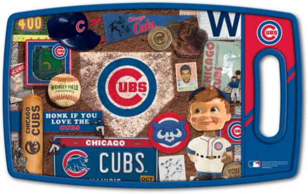 You The Fan Chicago Cubs Retro Cutting Board product image