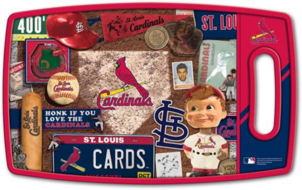 You The Fan St. Louis Cardinals Retro Cutting Board product image