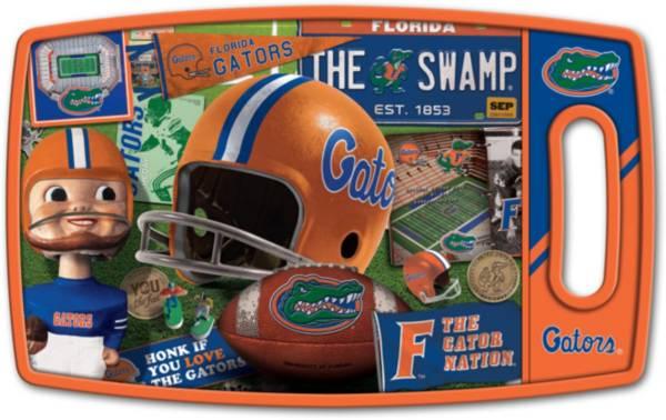 You The Fan Florida Gators Retro Cutting Board product image