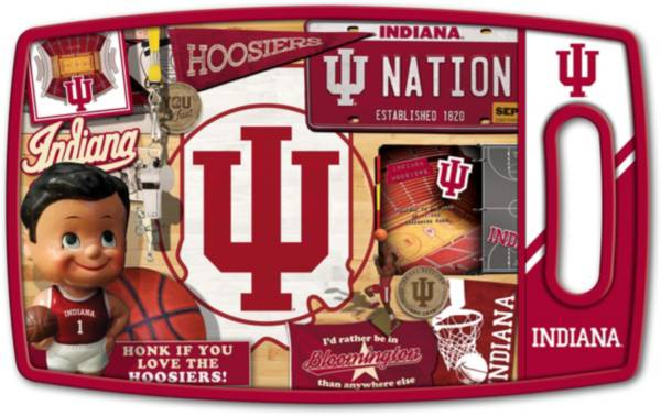 You The Fan Indiana Hoosiers Retro Cutting Board product image