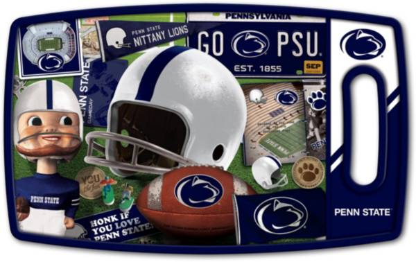 You The Fan Penn State Nittany Lions Retro Cutting Board product image