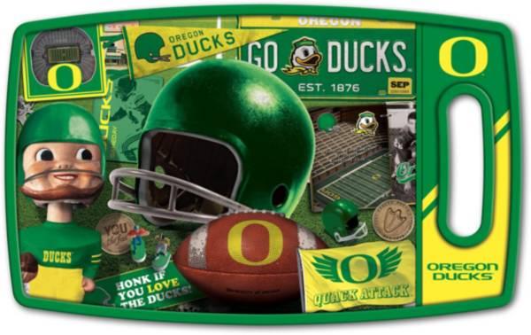 You The Fan Oregon Ducks Retro Cutting Board product image