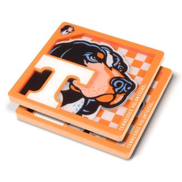 You the Fan Tennessee Volunteers Logo Series Coaster Set product image