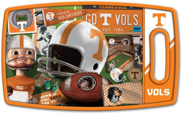 You The Fan Tennessee Volunteers Retro Cutting Board product image