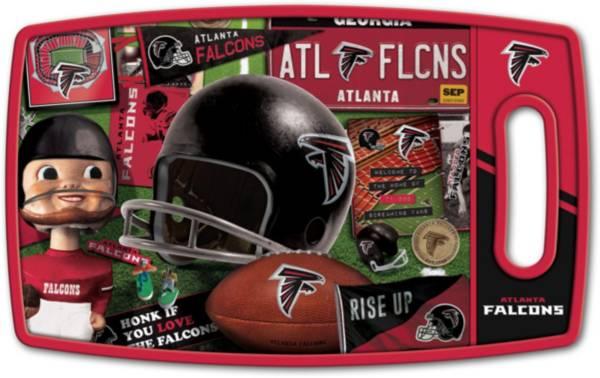 You The Fan Atlanta Falcons Retro Cutting Board product image