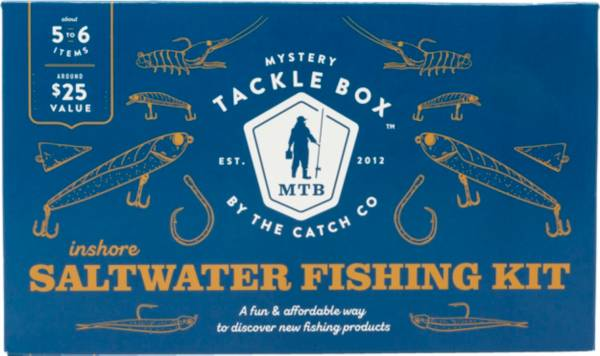 Mystery Tackle Box Inshore Saltwater Kit product image