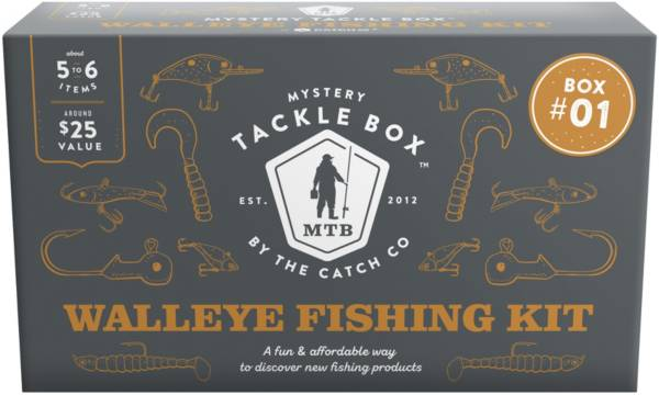Mystery Tackle Box Walleye Kit product image