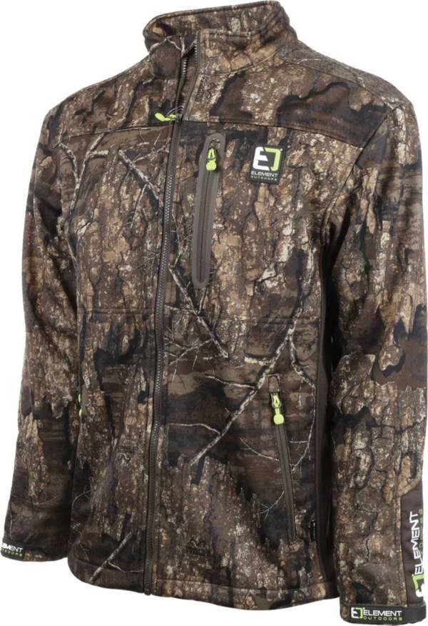 Element Outdoors Men's Prime Series Light/Mid Full Zip Jacket product image