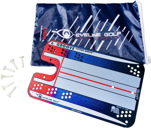 Eyeline Golf Groove Special Edition USA Putting Mirror product image