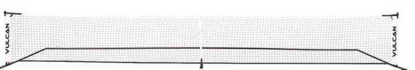 Vulcan 2-in-1 Portable Net product image