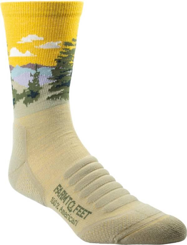 Farm to Feet Cascade Locks 3/4 Crew Socks product image