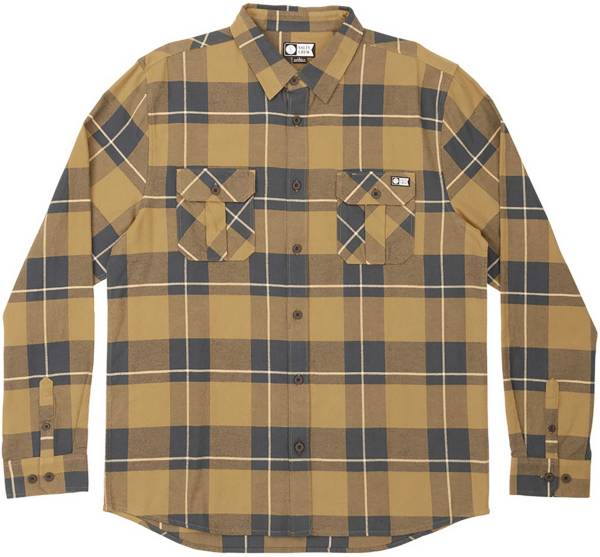 Salty Crew Men's Traverse Long Sleeve Flannel product image