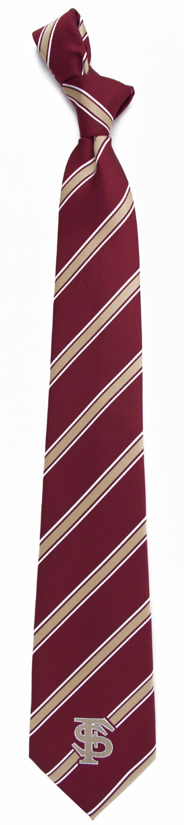 Eagles Wings Florida State Seminoles Woven Poly 1 Necktie product image