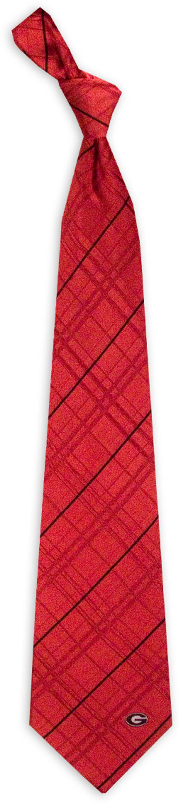 Eagles Wings Georgia Bulldogs Woven Oxford Necktie product image