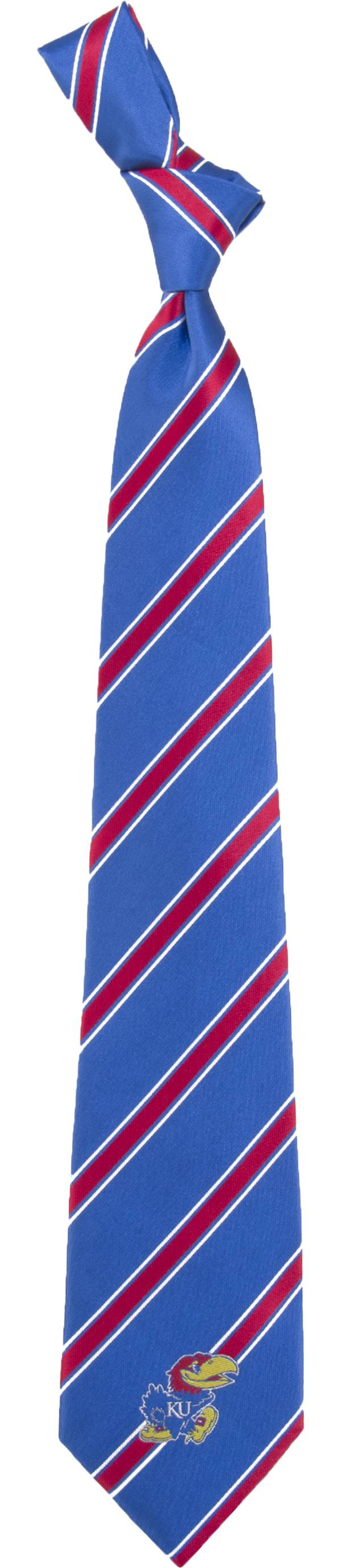 Eagles Wings Kansas Jayhawks Woven Poly 1 Necktie product image