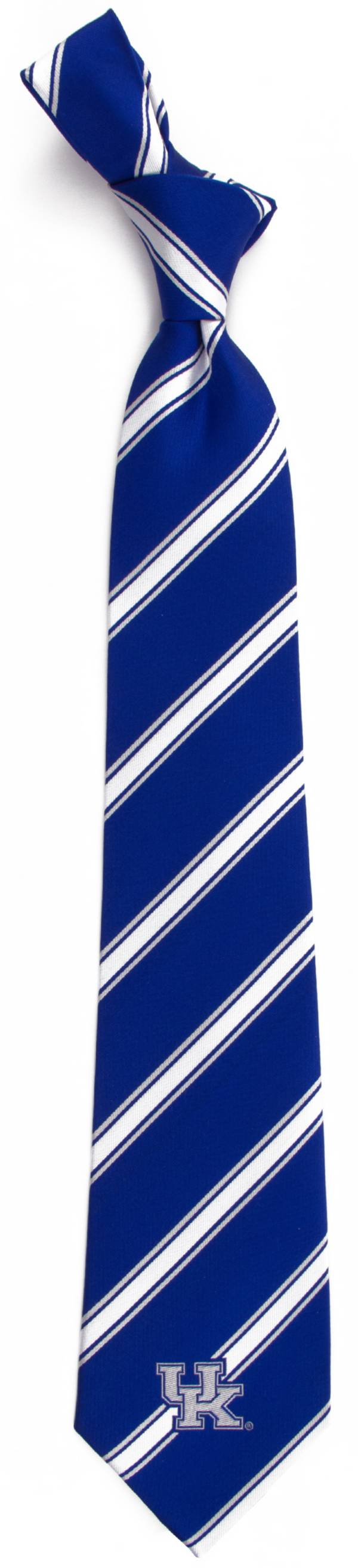 Eagles Wings Kentucky Wildcats Woven Poly 1 Necktie product image