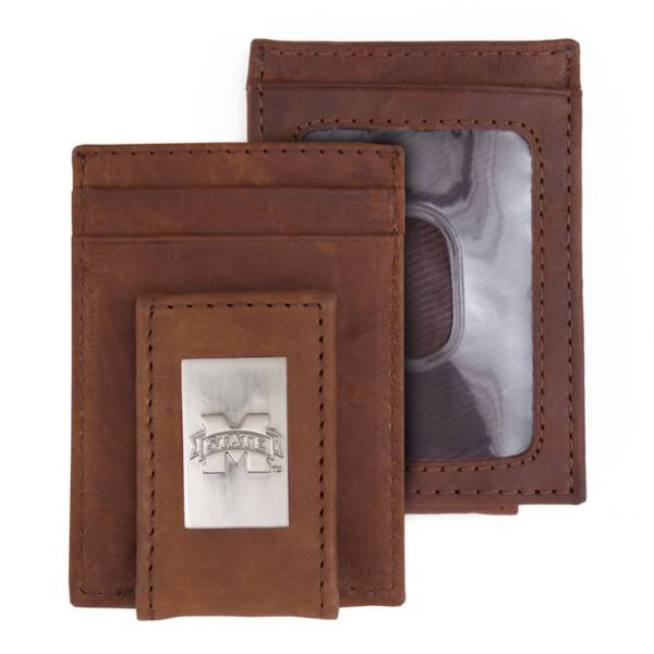 Eagles Wings Mississippi State Bulldogs Front Pocket Wallet product image