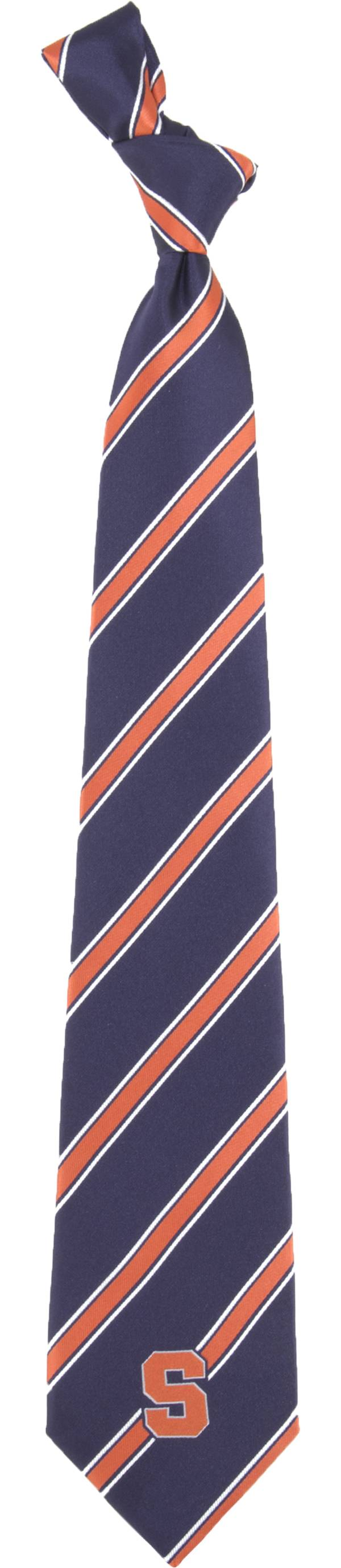 Eagles Wings Syracuse Orange Woven Poly 1 Necktie product image