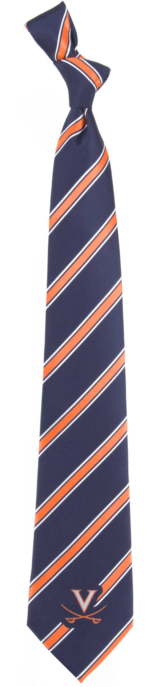 Eagles Wings Virginia Cavaliers Woven Poly 1 Necktie product image