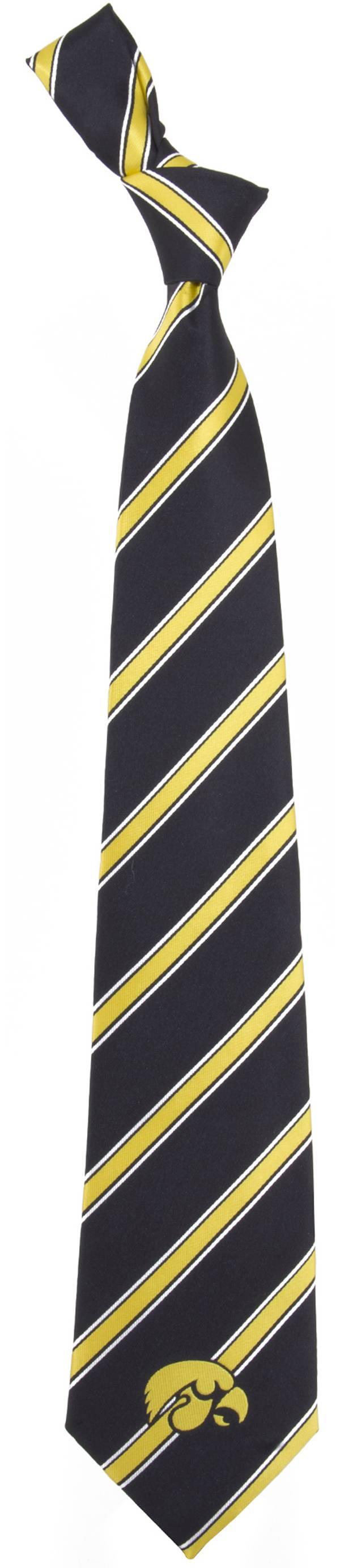 Eagles Wings Iowa Hawkeyes Woven Poly 1 Necktie product image