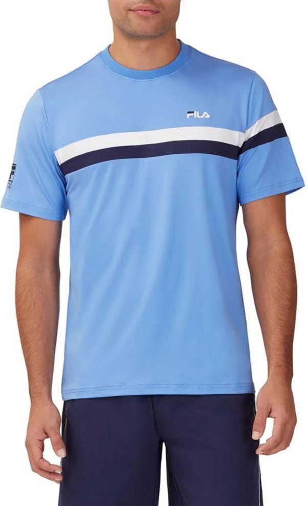 FILA Men's US Open 110 Year Short Sleeve Crewneck Shirt product image