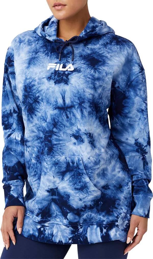 FILA Women's Presley Tie Dye Pullover Hoodie product image