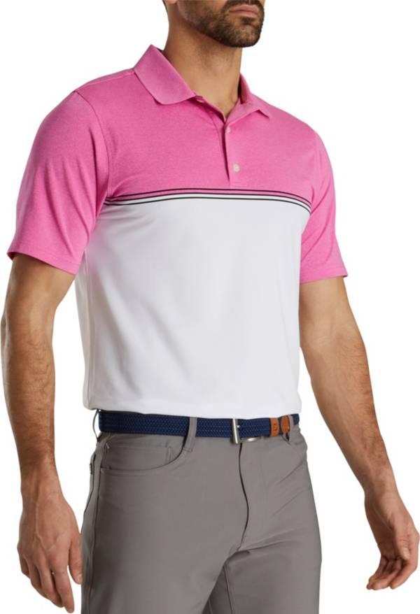 FootJoy Men's Color Block Golf Polo product image