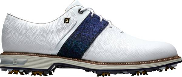 FootJoy Men's DryJoys Premiere Series Black Watch Packard Golf Shoes product image